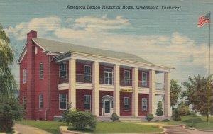 OWENSBORO , Kentucky , 30-40s ; American Legion
