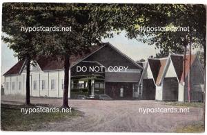 Traction Station, Chautauqua Institution NY