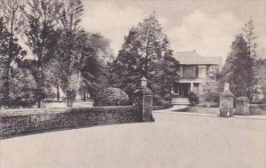 Virginia Hampton Entrance To Hampton Institute Albertpye