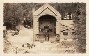 RP; CANNON MT. , N.H. , 1910-20s ; Tramway Station