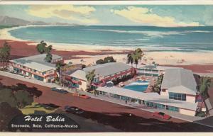 ENSENADA , Baja California , Mexico , 40-60s ; Hotel Bahia, Todos Santos Bay