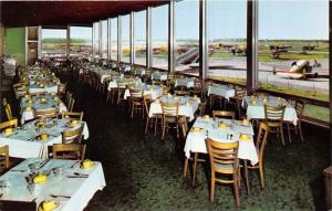 Indiana South Bend St.Joseph County Airport Restaurant Dinning Room