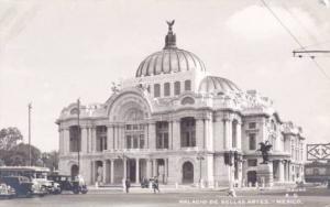 RP, Palacio De Bellas Artes, Mexico, 1920-1940s
