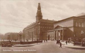 RP, Kristiansborg Med Slotskirken, Kobenhavn, Denmark, 1920-1940s