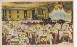 Illinois Chicago Palmer House Empire Room