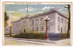 Public Library, Hamilton, Ontario