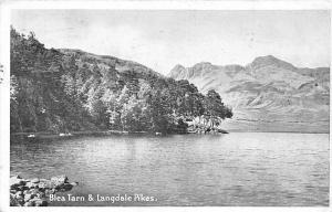 Cumbria, Ambleside, Blea Tarn & Langdale Pikes 1947