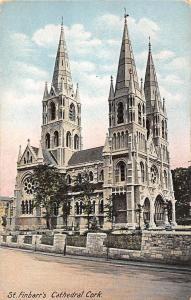 St Finbarr's Cathedral Cork Dom Cattedrale