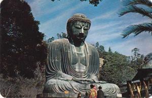Daibutsu - Great Buddha of Kamakura, Japan