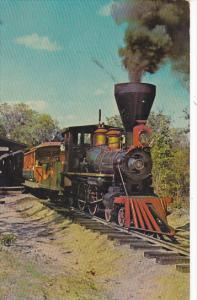 Old Number 7 Locomotive Six Gin Territory Silver Springs Florida