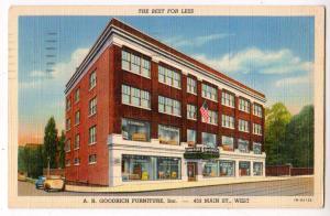 A.R. Goodrich Furniture Inc, Rochester NY