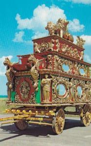 Wisconsin Baraboo Circus World Museum Sir Robert Fossett Circus Twin LionTabl...