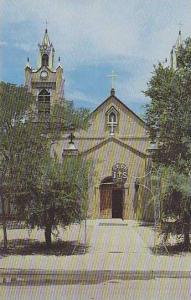 New Mexico Albuquerque Church Of San Felipe