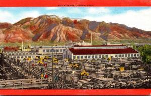 Utah Ogden Stock Yards