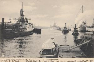 BROOKLYN, NYC, 1901-07 ; Naval Yard ; TUCK 1008