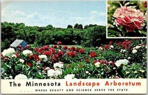 1960s EXCELSIOR Minn. Postcard The Minnesota Landscape Arboretum Chrome Unused