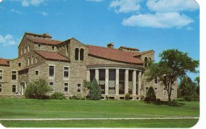 US    PC3968  LIBRARY BUILDING, UNIVERSITY OF COLORADO, BOLDER, COLORADO
