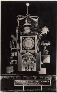 RP ; Franco-British Exposition , 1910-20s ; Guiness Festival Clock
