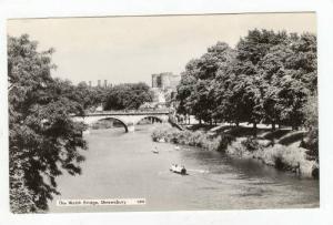 RP, The Welsh Bridge, Shrewsbury (Shropshire), England, UK, 1920-1940s