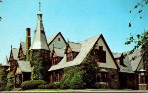 Rhode Island Barrington Town Hall
