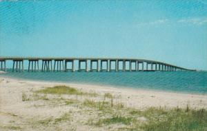 Florida Navarre Bridge Over Intercoastal Waterway