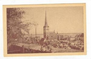 Reval,  Estonia, (now called Tallinn), church, view Nr. 3  00-10s