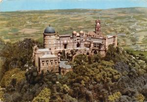 Portugal Sintra Palacio da Pena Vista Aerea, Palace Aerial view Palais