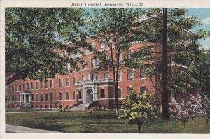 Wisconsin Janesville Mercy Hospital