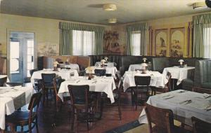 The Pompei Restautant in Historic NEW CASTLE, Delaware, 40-60s