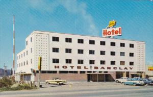 Hotel Barclay, Port Alberni, British Columbia, Canada, 40-60s