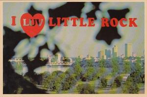 Arkansas Little Rock I Luv Little Rock