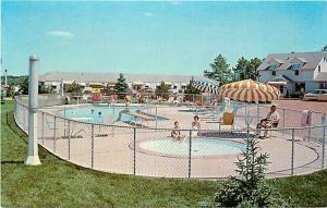 SD, Sioux Falls, South Dakota, Pine Crest Friendship Inn, Dexter Press No. 87349