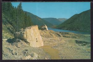 Quake Monumnet,Madison River Canyon,MT BIN