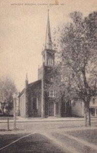 DENTON, Maryland, PU-1906; Methodist Episcopal Church