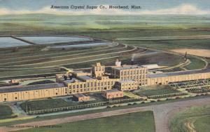 MOORHEAD, Minnesota, 1900-1910's; American Crystal Sugar Co.