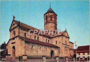 Modern Postcard Rosheim (Bas Rhin) Alsace The picturesque Church of St Peter ...