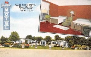 4778  AL Huntsville   Wake Robin Motel