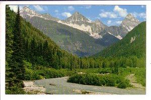 Roger's Pass Beauty, British Columbia,