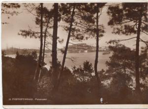 PORTOFERRAIO, Panorama, 1940s Postcard