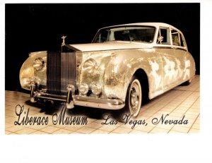 1962 Custom Phantom Rolls Royce, Liberace Museum, Las Vegas, Nevada, Antique Car