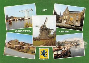 Netherlands Groeten uit Lisse, Moule Mill River Bridge