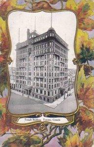 Toronto , Ontario , Canada , PU-1905 ; Temple Building
