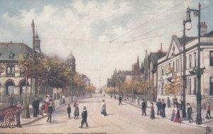 Barrow-in-Furness , Lancashire England , 1900-10s ; Abbey Road ; TUCK 6209