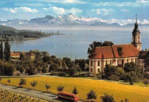 Birnau am Bodensee, Basilika und Cistercienserkloster, Church of the Monastery