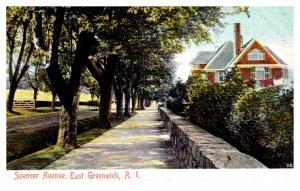 Rhode Island East Greenwich , Spencer Avenue