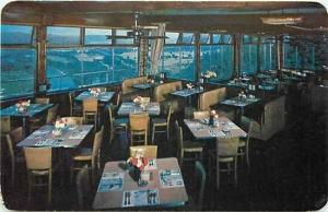 NY, Waverly, New York, O'Briens, Scenic Dining Room, Dexter Press 42092