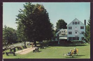 Woodside Inn Cresco PA Post Card 3867