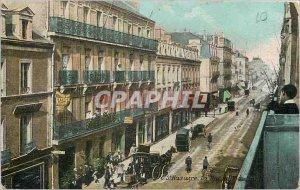 Postcard Old St Nazaire