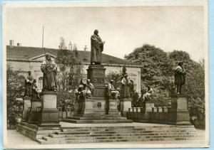 Germany - Worms, Monument of Luther  *RPPC