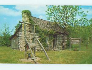 Unused Pre-1980 MUSEUM SCENE Branson Missouri MO hs9968